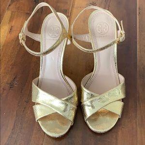 Tory Burch High Heel Stiletto Shoes Sandals